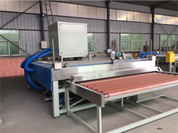 Guardian Personal Visited our location to Certify Insulated Glass Machinery.